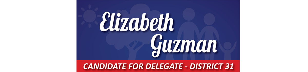 Authorized by Elizabeth Guzman for Delegate